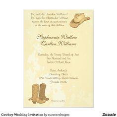 Free printable wedding invitations western wedding invitation cowboy wedding invitation stopboris Gallery