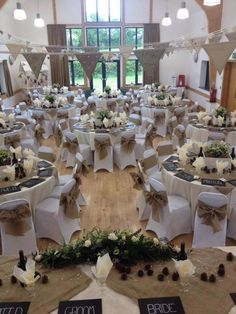 The Room Dresser. Rock Village Hall. Bewdley, Kidderminster, Worcestershire. Enchanting Wedding Receptions, Conferences, and Meetings.