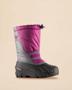 Sorel Girls' Cub Pull On Boots - Toddler, Little Kid