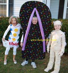 MYO Flip Flop Costume
