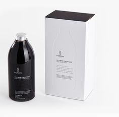 Nextbrand - Handium - New design for concentrate coffee bottle Giftset   HANDIUM-핸디엄 - Seoul - Portfolio 2014