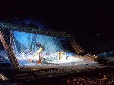 scenografia - Picture of Arena di Verona - Tripadvisor Theatre Design, Stage Design, Set Design, Stage Set, Scenic Design, Dali, Lighting Design, Trip Advisor, Woods
