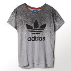 adidas - Camiseta Boyfriend Rita Ora