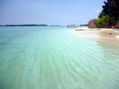 Bira Island, Thousand Islands, Indonesia