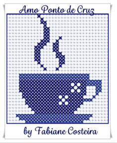 Best Exercises to Tone & Trim Your Arms: Best workouts to get rid of flabby arms. Cross Stitch Kitchen, Cross Stitch Art, Cross Stitch Designs, Cross Stitching, Cross Stitch Embroidery, Hand Embroidery, Cross Stitch Patterns, Crochet Motifs, Filet Crochet