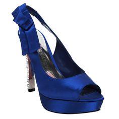 Paris Hilton Becca Open Toe Sling Heel #VonMaur