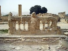 The ruins of Khirbet al-Mafjar, an Umayyad era palace in Jericho, West Bank Archaeology of the Palestinian territories Gaza Museum of Archaeology Islamic World, Islamic Art, Ancient Ruins, Ancient History, Palestine, Jericho, Primary And Secondary Sources, History Activities, History Classroom