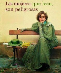 #Mujeresqueleen http://eraseunavezasi.blogspot.com