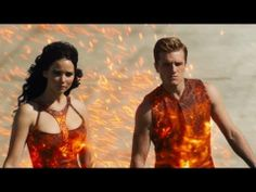 ▶ 'The Hunger Games: Catching Fire' Trailer 2 - UGH SO MANY GREAT THINGS ARE COMING OUT IN NOVEMBER