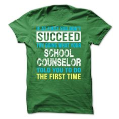Awesome For School Counselor T Shirt
