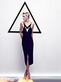 ▲ Style is all ▼: Cushnie et ochs S/S 2012 Campaign.