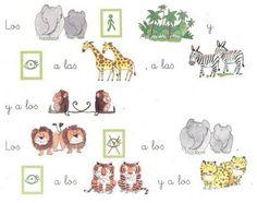 Pictogramas para aprender a leer