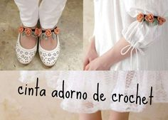 Patrones Crochet: Looks diferentes con detalle de crochet