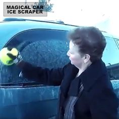HOT SALE🔥Magical Car Ice Looks super awesome right? This Magical Car Ice Scraper is a ingeniously designed ice scraper and snow remover that's cone shaped, so you can simply move it in any direction or in circles to remove… Continue Reading →