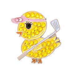 Bonjoc Ladies Chickie Ball Markers
