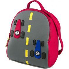 Regalos Infantiles - Mochilas para niños: Mochila coches carreras - Kids backpacks -