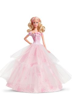 2016 Birthday Wishes® Barbie® Doll | The Barbie Collection