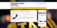www.goedkopernaarschiphol.nl