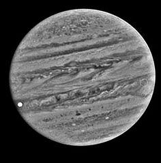 A VLT Snapshot of Jupiter. Image credit: ESO