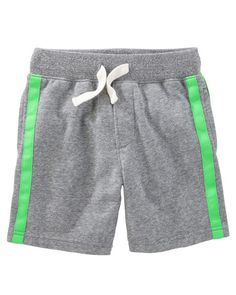 b6e42d852415e Baby Boy French Terry Shorts from OshKosh B'gosh. Shop clothing &  accessories