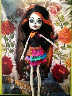 The Painted Blackbird: SKELITA CALAVERAS LOVE