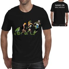 Evolution of Rugby Personalised T shirt Funny Player Gift Birthday Ape to Man Funny Tees, Funny Tshirts, Evolution T Shirt, Funny Prints, Personalized T Shirts, Kids Sports, Horse Riding, Types Of Sleeves, Equestrian