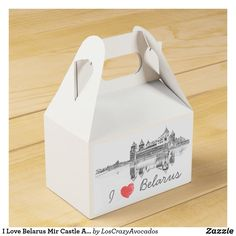 I Love Belarus Mir Castle Architecture Мирский Favor Box Modern Wedding Favors, Wedding Favor Boxes, Floral Wedding, Wedding Cakes, Wedding Ideas, Wedding Gifts, Wedding Venues, Wedding Locations, Wedding Bouquet