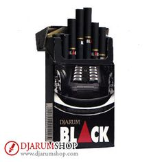 Sophistication, modernity and boldness. Djarum Black is made of the finest natural-grown cloves and tobacco.
