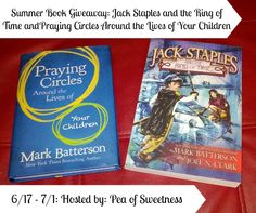Summer Book Giveaway (ends 7/1)
