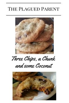 These cookies are easy, quick and packed with yumminess!!