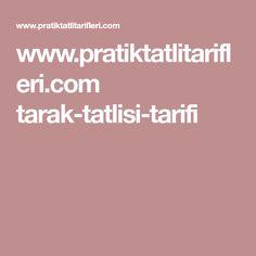 www.pratiktatlitarifleri.com tarak-tatlisi-tarifi