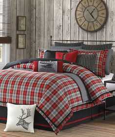 This Shawn Comforter Set by JLA Home is perfect! #zulilyfinds