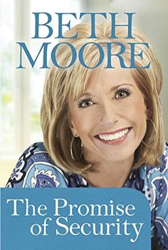 The Promise of Security by Beth Moore http://smile.amazon.com/dp/B00HYFFDJW/ref=cm_sw_r_pi_dp_fGRMwb0X0Q8GP - The Promise of Security provides a portable boost of hope and confidence that will encourage women to continue on in their quest for soul-deep security.
