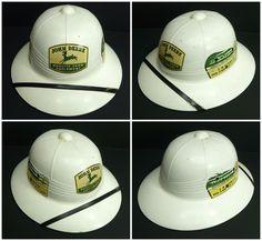 John Deere pith helmet Pith Helmet, Hats, Hat, Hipster Hat