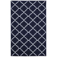 Mohawk Home Soho Fancy Trellis Geometric Lattice Printed Area Rug, Navy Home Fashion, Carpet Brands, Mohawk Industries, Trellis Rug, Diy Trellis, Trellis Design, Leaf Design, Mohawk Home, Thing 1