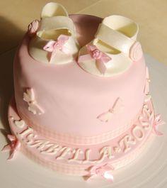 baptism cakes for girls   GIRLS CHRISTENING CAKE   Flickr - Photo Sharing!