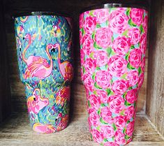 bfa3fdf431a Rose/Flamingo Tropical Inspired Tumblers Hot/Cold Insulated Flamingo Beach,  Flamingo Party,
