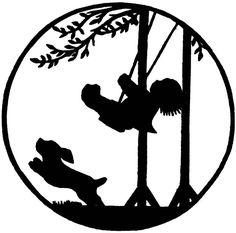 vintage silhouettes | VintageFeedsacks: April 2012 Silhouette Images, Vintage Silhouette, Silhouette Portrait, Silhouette Vector, Woman Silhouette, Silhouette Files, Kirigami, Plastic Fou, Stencils