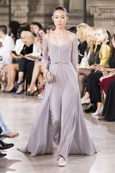 Georges Hobeika at Couture Fall 2016 - Runway Photos
