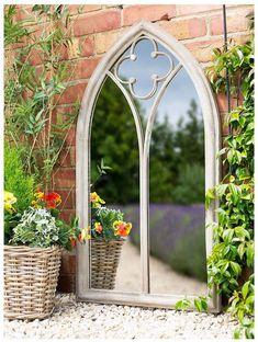 La Hacienda Cathedral Garden Mirror #affiliate