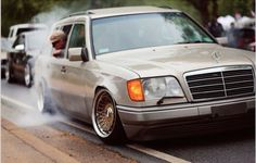 Benz wagon, need i say anymore