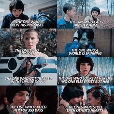 """531 Likes, 72 Comments - stranger things ♡ (@perfectlymileven) on Instagram: """"various ♡ [ mileven ] — idk if i like this or not lol❤️ — i came up with this edit out of nowhere…"""""""