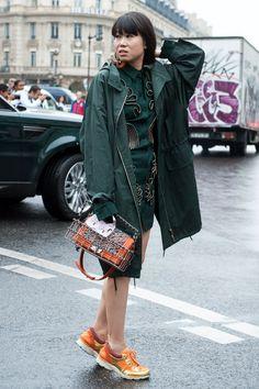 street style at paris fashion week spring/summer 2015 (part 2)