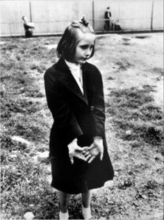 Roger Mayne - Girl on Waste Land, North Kensington