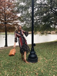 Bohemian High-Low Dress