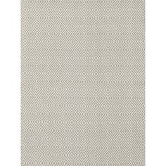 Truly a rug for all seasons! The Petite Diamond Woven Rug in Light Blue and Ivory from Dash & Albert, designed in the US, is made from the ever reliable polypropylene and because of this is suitable for indoor or outdoor use. Cleverly made to withstand high foot traffic areas they are hoseable, scrubbable and bleachable - great for those 'oops' moments that we so often have. With 3 sizes available and a gorgeous collection of designs and colours, there is something for every hallw...