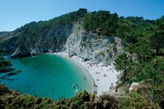 Best Beaches In Brittany Round The World Trip, Ville France, Destination Voyage, Camping, Travel Oklahoma, Portugal Travel, Roadtrip, Death Valley, New York Travel