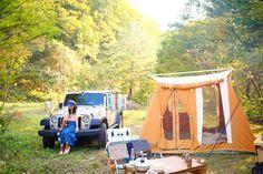 Camping Style, Outdoor Furniture, Outdoor Decor, Home Decor, Decoration Home, Room Decor, Home Interior Design, Backyard Furniture, Lawn Furniture