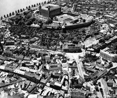 Stará Bratislava Bratislava Slovakia, Time Travel, Old Photos, Monochrome, City Photo, Nostalgia, Landscape, Places, Photography