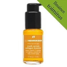 Ole Henriksen Truth Serum - Collagen Booster  - http://meikkimaailma.com/kauppa/tuote/ole-henriksen-truth-serum-collagen-booster